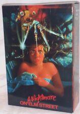 NECA ULTIMATE FREDDY KRUEGER Nightmare Elm Street 30th Anniversary horror figure