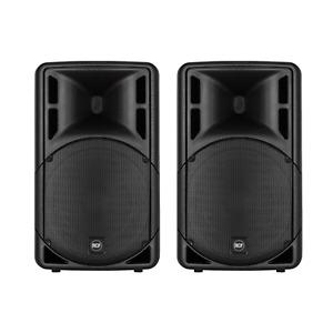 "2x RCF ART 315-A MK4 15"" 700W 2-Way Active Powered DJ Disco Club Band PA Speaker"