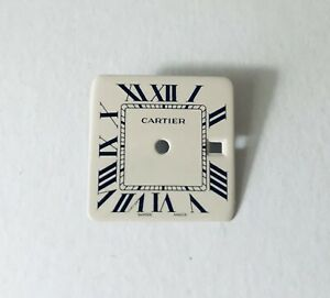 Mens Cartier Santos Original 29mm Watch Dial New refurbished Automatic