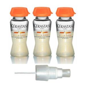 Kerastase Fusio-Dose Concentre Oleo-Fusion 3x12ml + pump