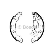 BOSCH Bremsbacken Backensatz Nissan Renault Kangoo Bj.96- - 0 986 487 699