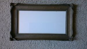 Antique Pie Crust  Art Deco Frame For Painting Print Photo Vintage Closed Corner