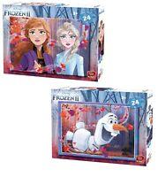 24 Piece Disney Frozen II Choice of Two Childrens Jigsaw Puzzles Anna Elsa Olaf