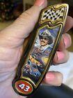 FRANKLIN MINT COLLECTOR KNIFE #43 RICHARD PETTY POCKET KNIFE FOLDING NASCAR