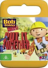 Bob The Builder - Project Build It - Put It Together (DVD, 2007)