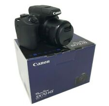 Canon PowerShot SX70 HS Digital Camera  - UK NEXT DAY DELIVERY
