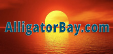 Alligator Bay Outdoor Clothing Gear Fishing Tackle Boats Beer Décor Music * SALE