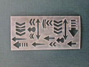 Stencils,Mask Template , TINY STENCIL 100 x 70  ,FREE POST