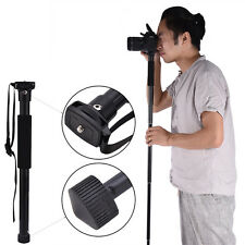 Retractable Camera Stand Stabilizer Monopod Photography Standing for DSLR and DV