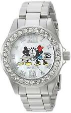 Invicta 24395 Disney Limited Edition Women's 38mmSteel White Dial Watch