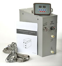 STEAM PLANET 9KW SUPERIOR 09 STEAM GENERATOR BOX WITH CONTROL PANEL