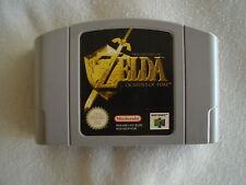 Mythique ! The Legend of Zelda Ocarina of Time sur Nintendo 64 !!!!