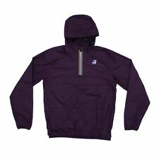 K-Way Men's Jacket S Colour:  Purple