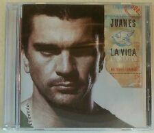 LA VIDA...ES UN RATICO by JUANES [Import](CD, 2007-Colombia) Very Good Condition