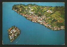 AD7670 Novara - Provincia - Lago d'Orta - Orta e Isola San Giulio dall'aereo
