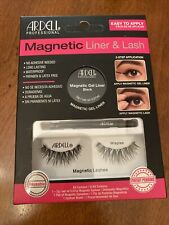 Ardell Professional Magnetic Liner and Lash Demi Wispies Black New Sealed in Box