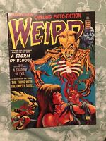 Weird Magazine Eerie 1975 Vol 8 #1