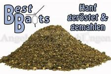 Best Baits Hanfmehl geröstet 1kg