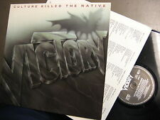 "VICTORY ""CULTURE KILLED THE NATIVE"" - LP"