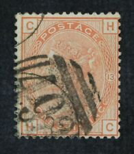 CKStamps: Great Britain Stamps Collection Scott#65 Victoria Used