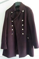 Cappotto nuovo donna 46 viola marca Oviesse