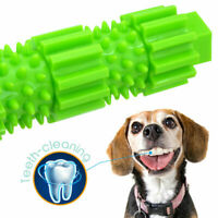Dog Chew Toy Aggressive Chewer Indestructible Dog Toy Tough Rubber Bone Toy Gift