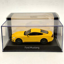 1/43 Norev Ford Mustang GT 2014/2015 Diecast Limited Edition Yellow