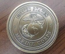 Challenge Coin United States Marine Corps 72 Virgin dating service deus vult