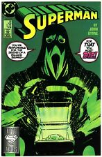 Superman (1987) #22 NM 9.4