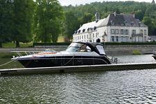 Motoryacht FORMULA 430 Cruiser m. 2 x VOLVO IPS 500 Dieselmotoren mit Joystick