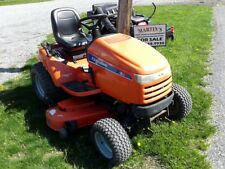"SIMPLICITY LEGACY XL SUB COMPACT GARDEN TRACTOR. DIESEL. 4X4. 60"" MOWER DECK."
