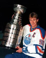 Wayne Gretzky Edmonton Oilers 8x10 Photo
