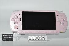 Good SONY PSP-2000BP  PSP 2000 Blossom Pink Playstation portable 4GB 200029