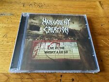 MALEVOLENT CREATION Live at the Whisky A Go Go  - CD