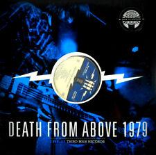 La muerte desde arriba 1979 en vivo en tercer hombre pista 11 Lp Third Man Records