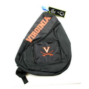 NCAA Virginia Sideswipe Sling Backpack