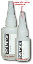 ENDURA BOND 1.0 oz. Professional Adhesive Glue HARD BOND Lace Wig Men Hair Piece