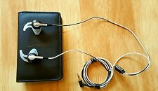 Bose IE2 In-Ear  Headphones - Black/White  in Perfect Condition