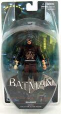 DC Direct Batman Arkham City Series 4 Deadshot Action Figure - New - Sealed