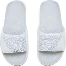 e963a62b5a069f Jordan HYDRO 7 BG Boys Grade School White Pure Platinum AA2516-100 Slide  Sandals