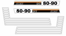 Fiatagri 80 90 dt decalcomanie adesive