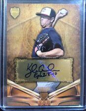 2013 Topps Supreme Kyle Gibson Minnesota Twins Autograph #d50/50 Card #SA-KGI