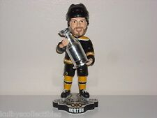 NATHAN HORTON Boston Bruins Bobble Head 2011 Stanley Cup Champs Trophy NHL**