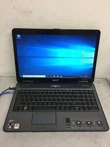 """Acer Aspire 5516-5474 AMD Athlon TF-20 1.6 GHz 2 GB RAM 320 GB HDD 15.6"""" Win10"""