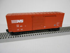 LIONEL 1923050 NORFOLK SOUTHERN NS HI-CUBE BOXCAR O GAUGE TRAIN RAILROAD FREIGHT