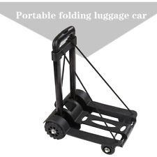 Folding Hand Truck Dolly Luggage Carts Capacity Industrial/Travel/Shoppin MI
