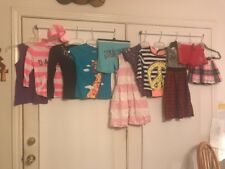 Girls Clothes Size 7 Lot of 11 Justice Beverly Hills 6 Tops 3 Shorts 2 Dresses