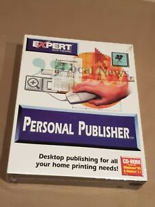 Personal Publisher by Expert Software.