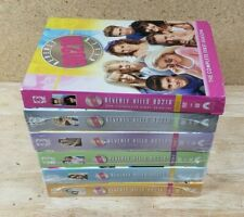 Beverly Hills 90210 Complete Seasons 1-6 DVD Set 5 Sets are Sealed, 1 Opened