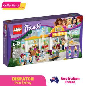 GENUINE LEGO Friends - Heartlake Supermarket - 41118 - FAST FREE SHIPPING!